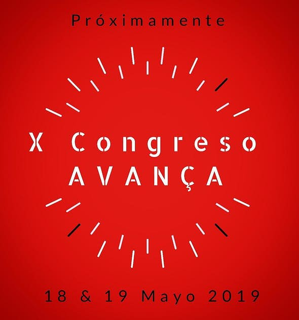 Avança Congress 2019 - 18 & 19 May (10th Edition)