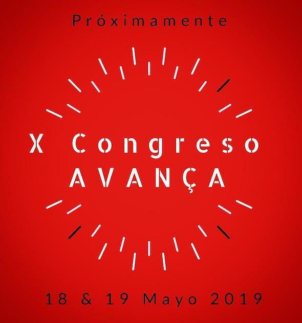 Avança Congress 2019 - 18 y 19 Mayo (10ª Edición)