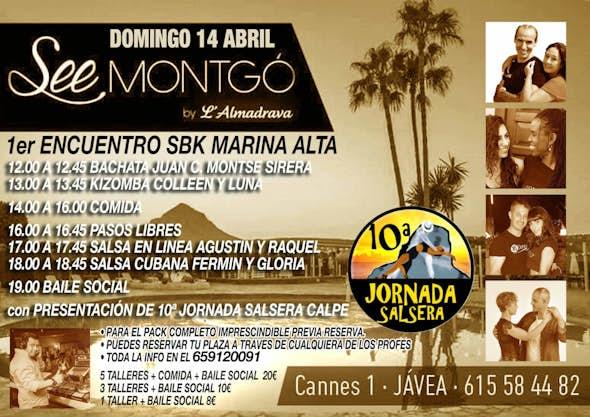 1st SBK Dance Meeting Marina Alta - 14th april 2019