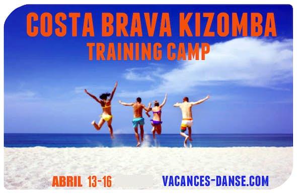 Costa Brava Kizomba Training Camp 2019