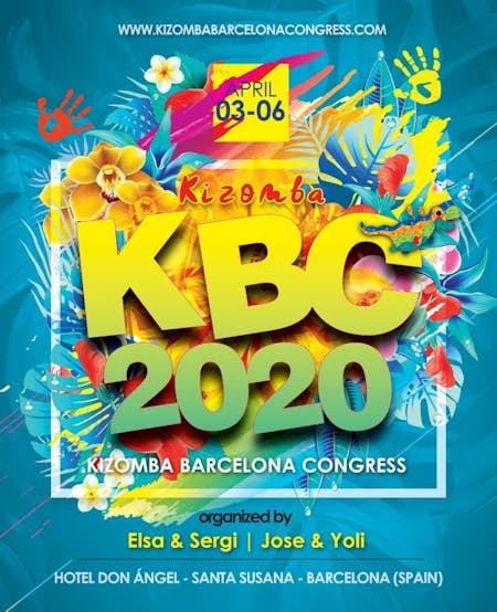 Kizomba Barcelona Congress 2020