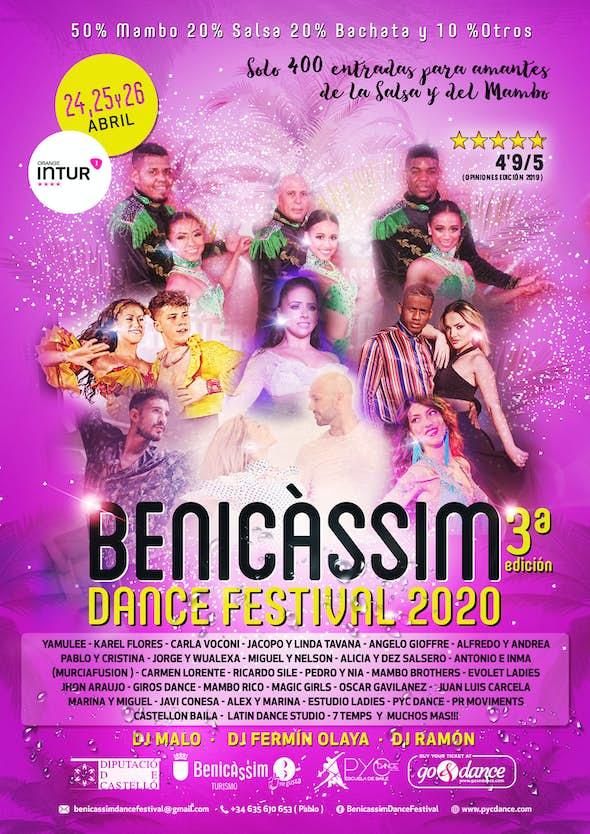 Benicassim Dance Festival 2022