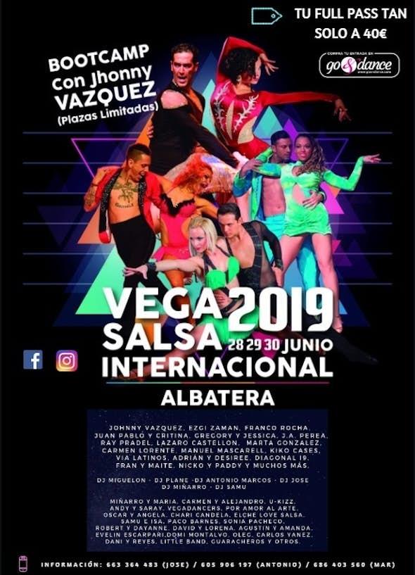 Vega Salsa Internacional 2019