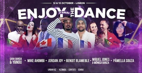 Enjoy the Dance Lisbon 2019 (2nd Edition)