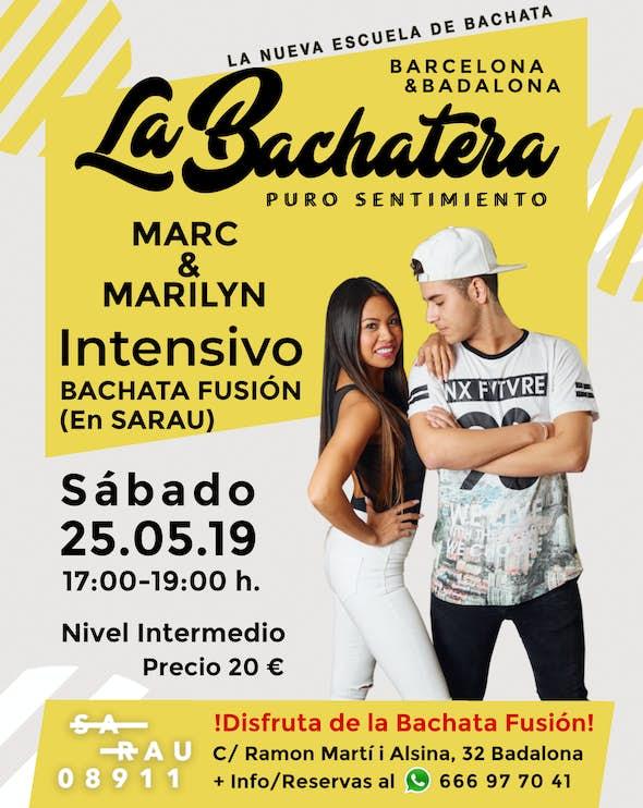 Intensive Bachata Marc & Marilyn in La Bachatera (Barcelona)