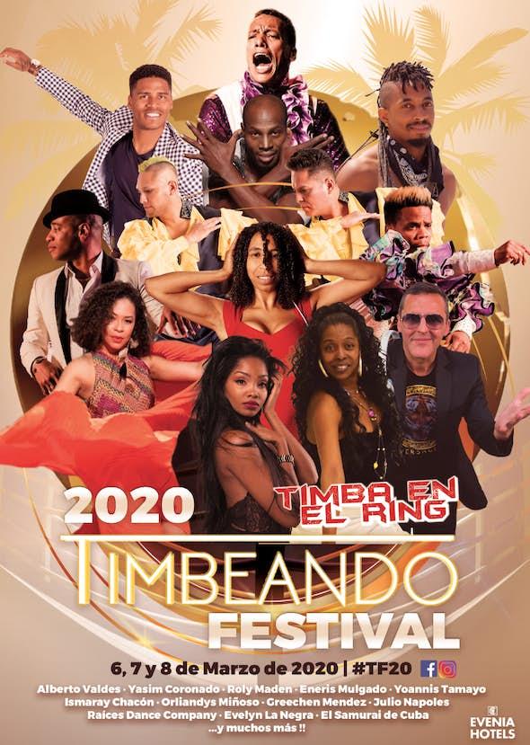Timbeando Festival 2020 (3ª Edición)