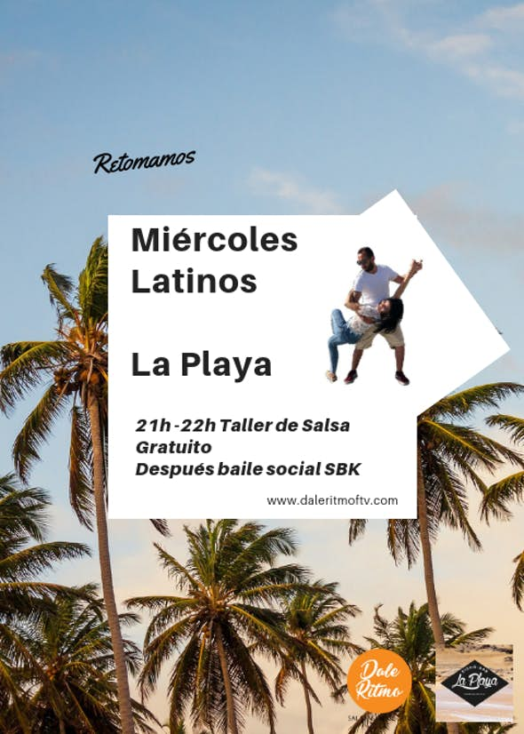Latin Wednesdays at Dale Ritmo Fuerteventura