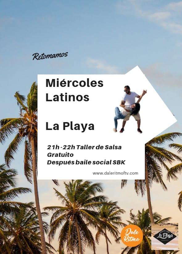 Miércoles Latinos en Dale Ritmo Fuerteventura