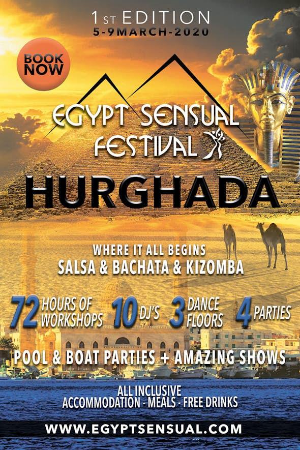 Egypt Sensual Festival 2020 (1ª Edición)
