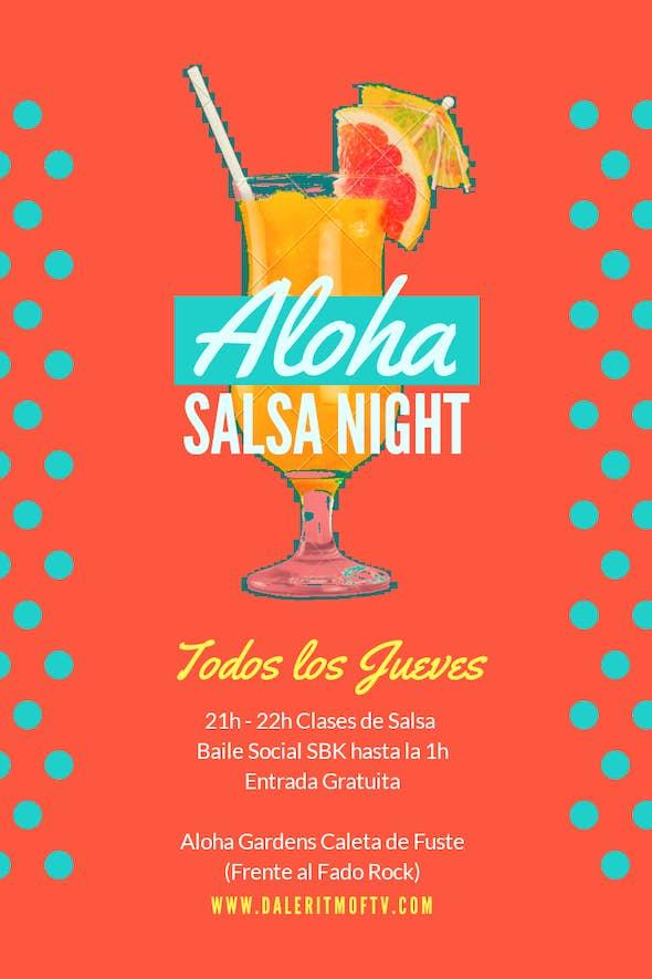 Salsa Night at Fuerteventura