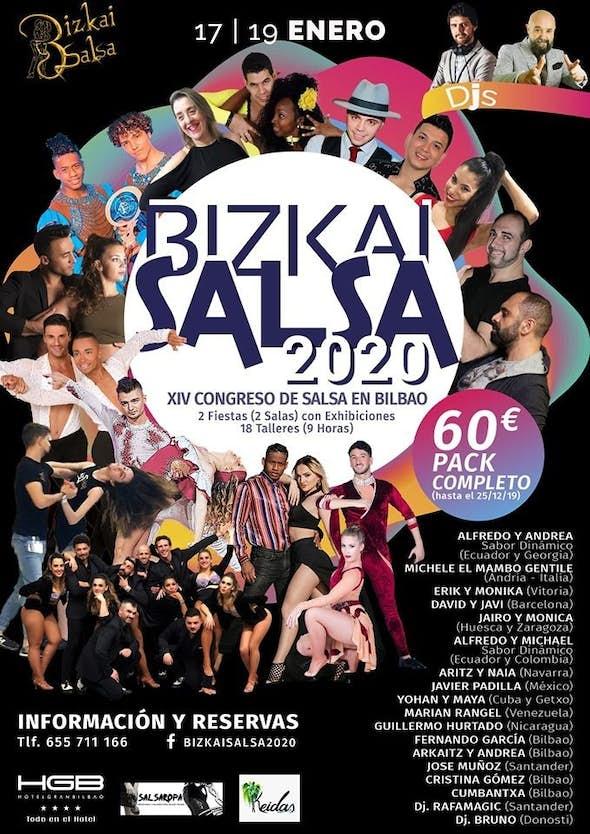 BizkaiSalsa 2020 (14ª Edición)