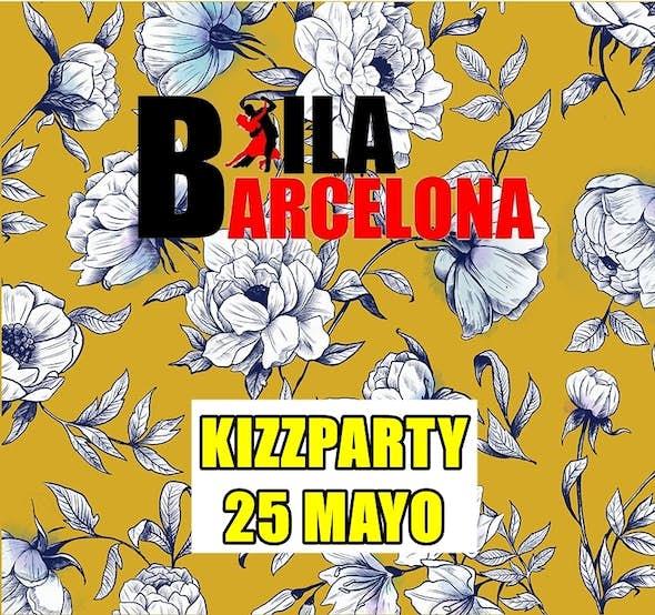Kizomba Party 25th May 2019 - Baila Barcelona
