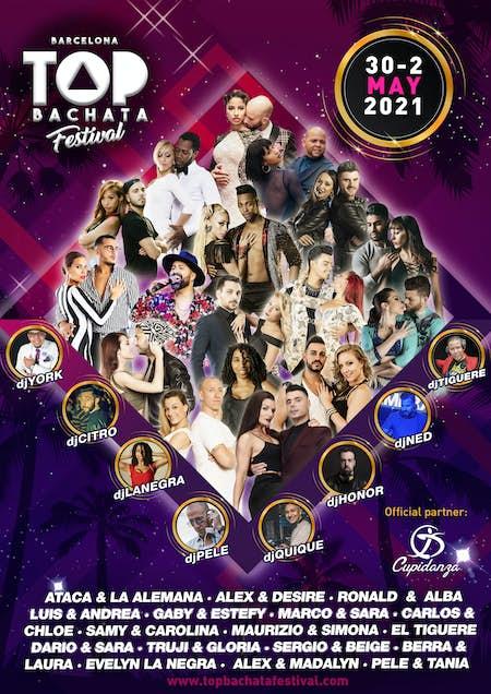 Top Bachata Festival 2021
