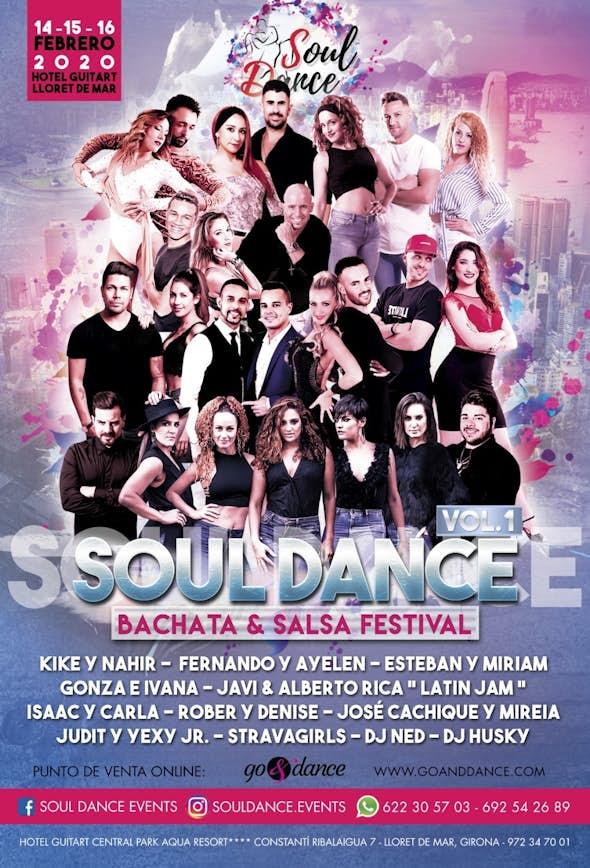 SoulDance Bachata & Salsa Festival 2020