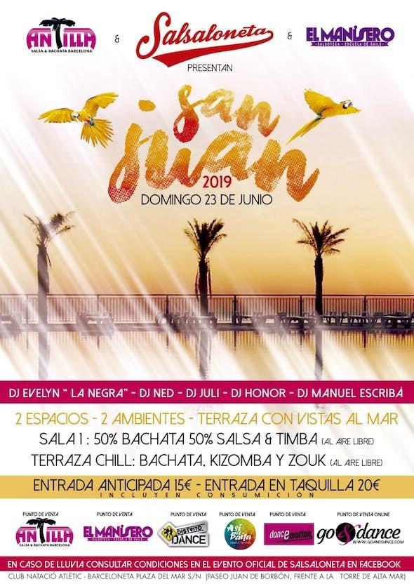 San Juan Salsaloneta 2019