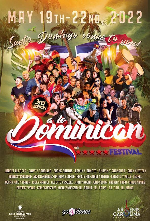 A lo Dominican Festival 2021 (3rd Edition)