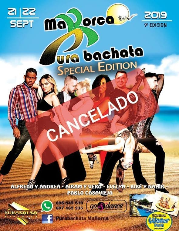 PuraBachata Mallorca Congress 2019 (CANCELED)