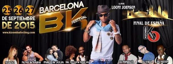 Barcelona BK Festival 2015