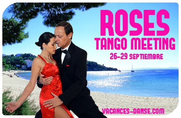 Roses Tango Meeting - 26-29 Septiembre 2019