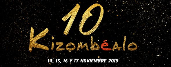 X Kizombéalo Valladolid 2019