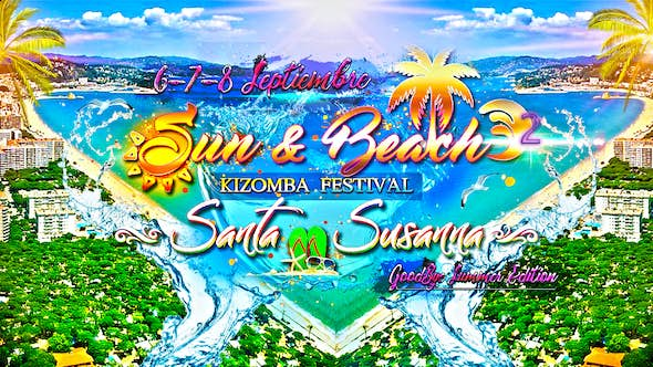 Sun & Beach Kizomba Festival 2019 - Goodbye Summer 2nd Edition
