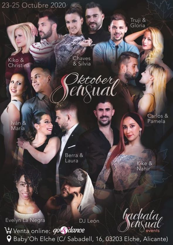 Oktober Sensual Festival 2020