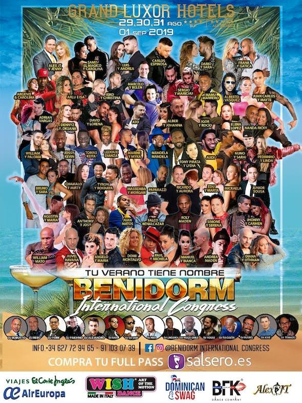 Benidorm Beach International Congress 2019 (1st Edition)