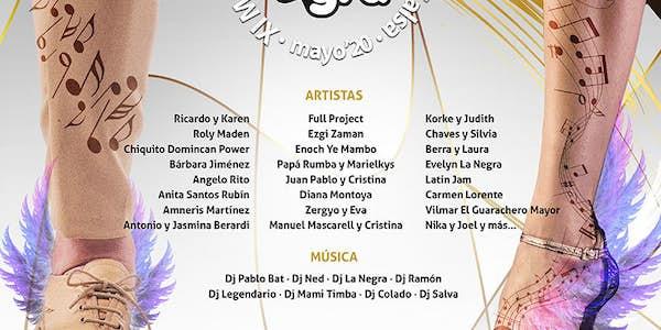 """La Negra Salsa Festival 2021 + XI Campeonato Mundial de Pasos Libres """"La Negra Salsa"""""""