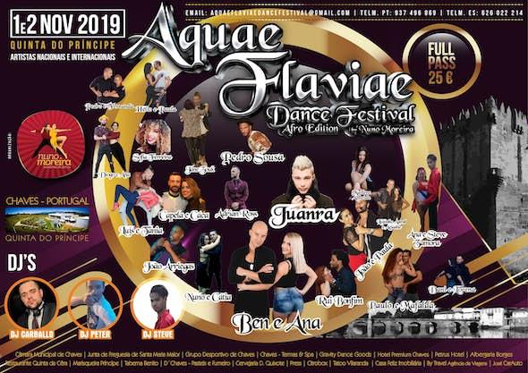 Aquae Flaviae Dance Festival 2019