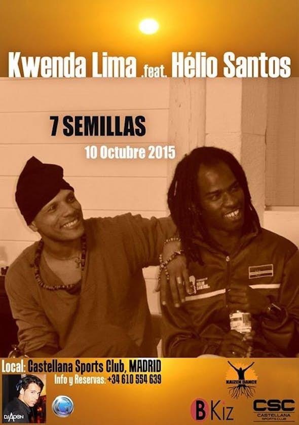 KWENDA ft HELIO SANTOS