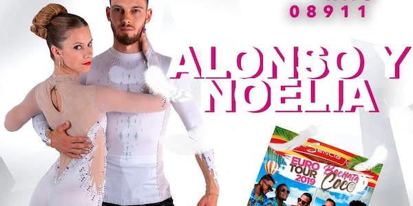 Master Class by Alonso and Noelia - Sunday 20 October 2019