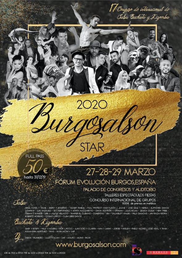 BURGOSALSON 2020 (17º Edición)