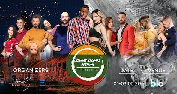Kaunas Bachata Festival 2020
