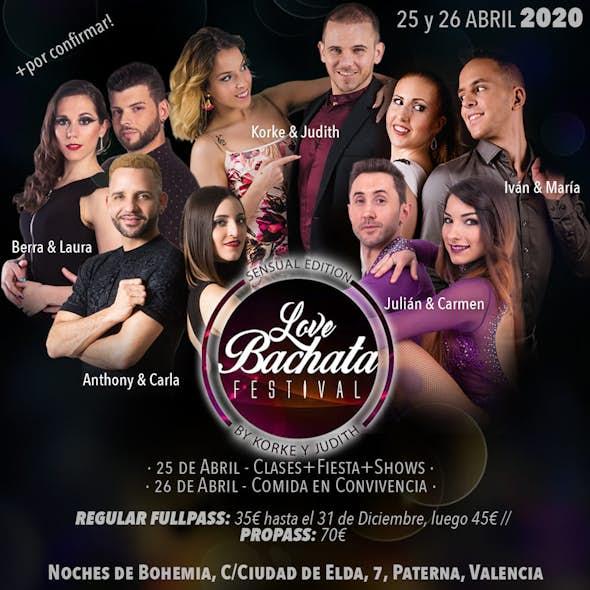 Love Bachata Festival 2020