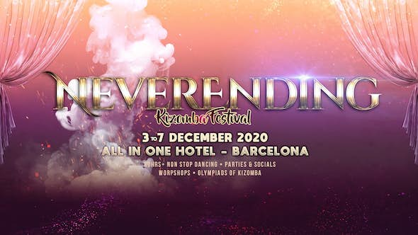 Neverending Kizomba Festival Barcelona 2020 (4th Edition)