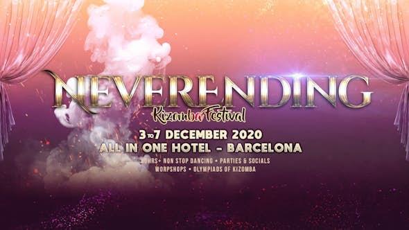 Neverending Kizomba Festival Barcelona 2021 (4ª Edición)