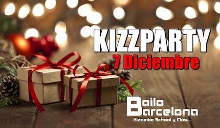 KIZparty 7 de Diciembre - Baila Barcelona