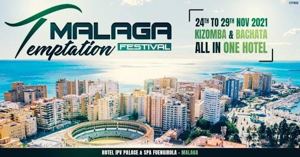 Málaga Temptation Festival 2020 (3ª Edición)