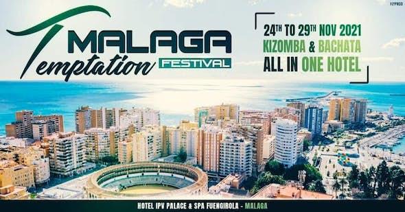 Málaga Temptation Festival 2021 (3ª Edición)