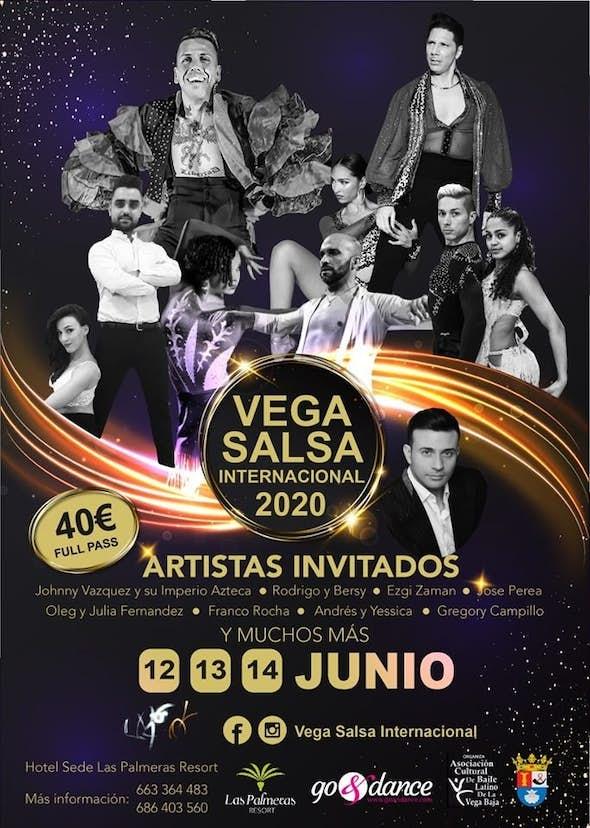 Vega Salsa Internacional 2020