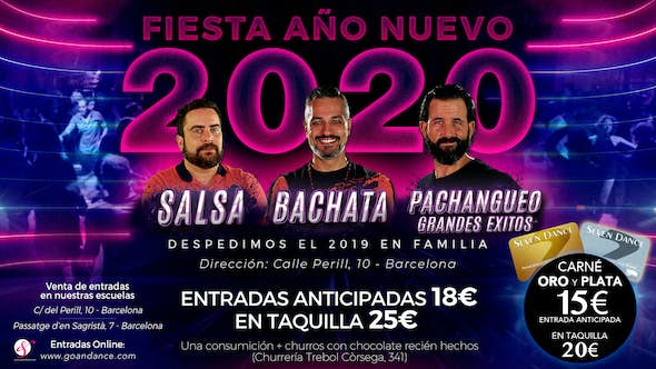 New Year's Eve Party 2019 - New Year 2020
