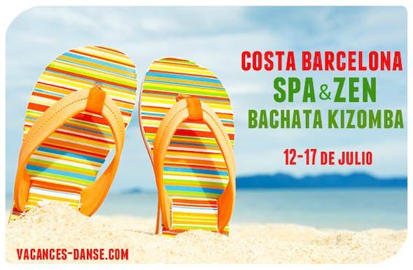 Costa Barcelona SPA & ZEN Bachata Kizomba - Julio 2020