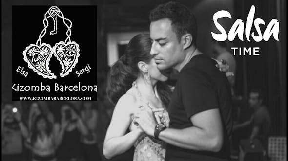 Wednesday kizomba Barcelona!