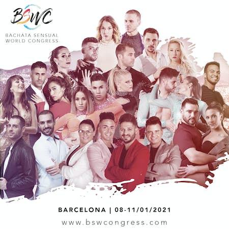 Bachata Sensual World Congress 2021 (BSWC)