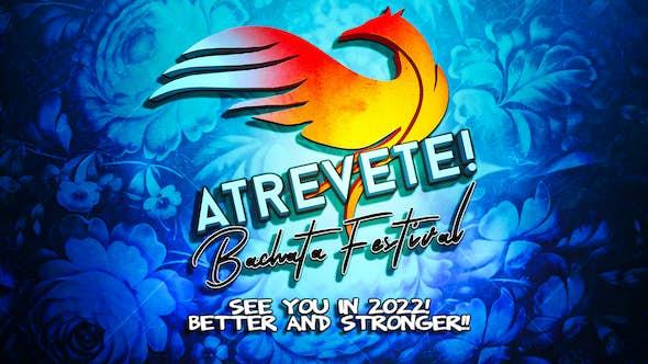 Atrévete Bachata Festival 2022 (2nd Edition) postponed until 13-16 May 2022