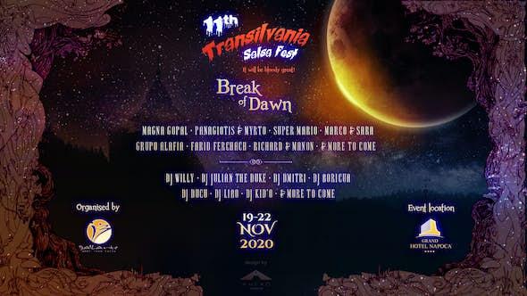 Transilvania Salsa Fest 2021 (11th Edition)