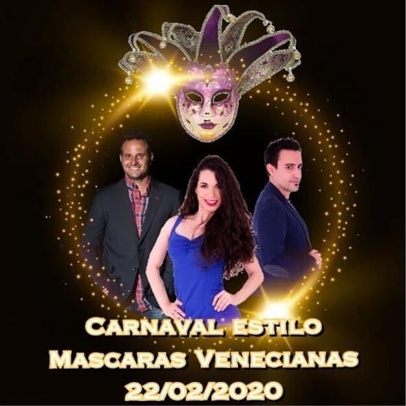 Fiesta Carnaval Kizombero - Sábado 22 febrero 2020