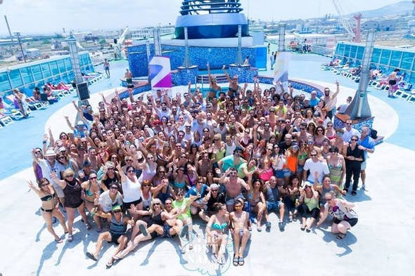 Costa Salsa on Board 2020