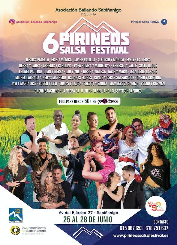 Pirineos Salsa Festival 2020 (6ª Edición)