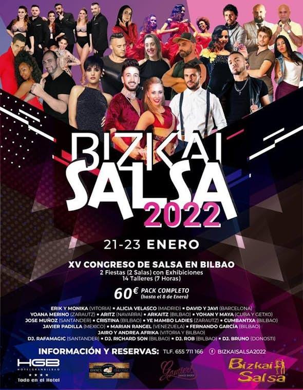 BizkaiSalsa 2021 (15ª Edición)